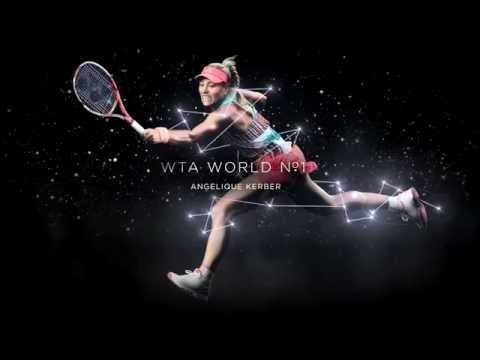 Angelique Kerber | New World No.1