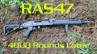getlinkyoutube.com-Century Arms RAS47 4000 Rounds Later - American Made AK47