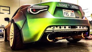 Ultimate Subaru BRZ/Toyota GT86/Scion FR-S Sound Compilation
