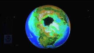 getlinkyoutube.com-Science On a Sphere Earth System Overview