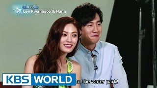 getlinkyoutube.com-Hot couple Lee Kwangsoo and Nana (Entertainment Weekly / 2015.06.26)