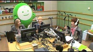 getlinkyoutube.com-[FULL(?)] [151004] Seventeen (세븐틴) Junghan (정한) & Woozi (우지)@ KBSr Cool FM K-POP Planet