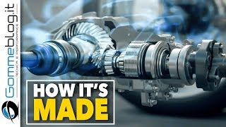 getlinkyoutube.com-Mercedes A45 CLA45 AMG: How 4matic Transmission Works