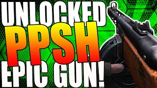 getlinkyoutube.com-I GOT THE NEW  PPSH! BLACK OPS 3 WEAPONS BRIBE SUPPLY DROP OPENING! (BO3 PPSH SMG GAMEPLAY)