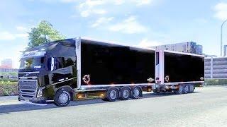 getlinkyoutube.com-Volvo FH Tandem Trailer ETS2 (Euro Truck Simulator 2)