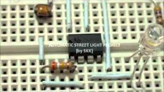 getlinkyoutube.com-AUTOMATIC STREET LIGHT PROJECT (BY SKK)