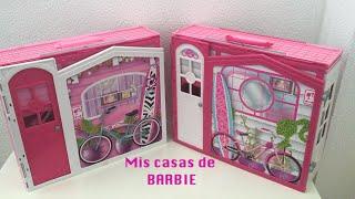 getlinkyoutube.com-BARBIE y sus CASAS!! house tour!!