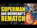 Superman vs Doomsday DC Rebirth Action Comics: Path of Doom