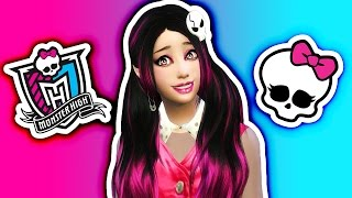 getlinkyoutube.com-The Sims 4: Monster High Slideshow | ONE YEAR SPECIAL