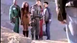 getlinkyoutube.com-Power Rangers Lost Galaxy - Redemption Day - Mike Returns