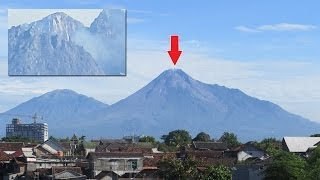 getlinkyoutube.com-Super zoom Test (Canon Powershot SX50 SH) - Volcano Mountain