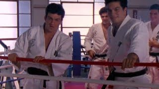 getlinkyoutube.com-Chuck Norris and the Machado Brothers - 1996 | HQ