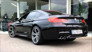 getlinkyoutube.com-2013 BMW M6 Gran Coupé (F06) || Fly by's, Start up & Revs!