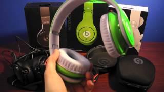 beats pros vs mixr vs studios
