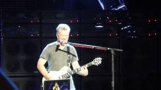 "getlinkyoutube.com-""Drop Dead Legs"" Van Halen@PNC Bank Arts Center Holmdel, NJ 8/9/15"