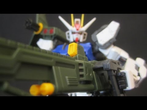 RG Sky Grasper & Launcher / Sword Pack (Parts) Gundam Seed Strike addon review