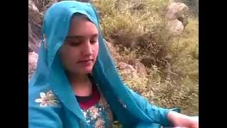getlinkyoutube.com-Pashto Sad SonG With Nice Girl