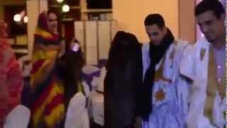 عرس صحراوي بالخارج  Mariage Sahraoui a l'étranger