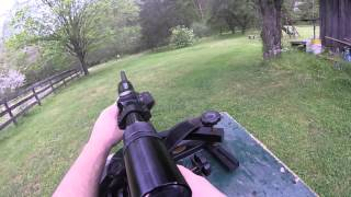getlinkyoutube.com-Gamo Whisper Bone Collector