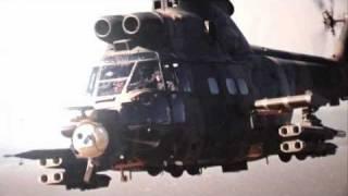 getlinkyoutube.com-SAAF Puma Heavy Assault Chopper Angola Border War?