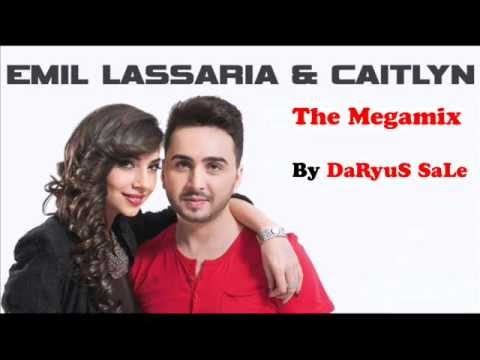 Emil Lassaria & Caitlyn - The Megamix (Mixed By DaRyuS Sale)
