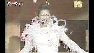 MTV Pilipinas Awards 2003: SA AKING PAG-IISA - Regine Velasquez (Superb)