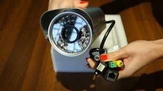 getlinkyoutube.com-Camera IP Foscam FI9805E - www.1cctv.ro
