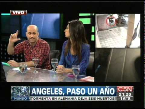 C5N - CHICHE EN VIVO: UN AÑO DEL CRIMEN DE ANGELES