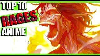 getlinkyoutube.com-Los 10 RAGES  mas EPICOS del Anime