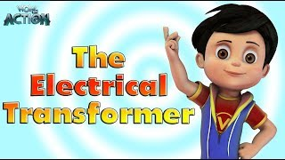 Cartoons in Hindi for kids   Vir:  The Robot Boy   The Electrical Transformer   WowKidz Action width=
