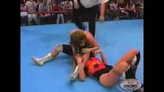 getlinkyoutube.com-Desiree Petersen vs  KC Houston