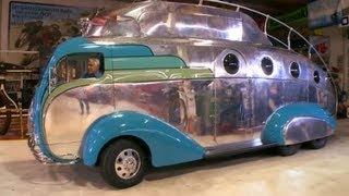 Decoliner Custom Built - Jay Leno's Garage