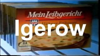 Youtube Kacke - 90er Jahre Werbung