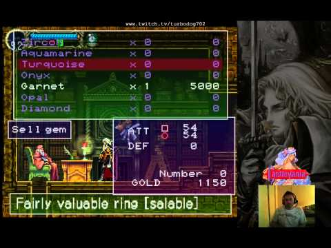 Turbo Tutorials: Castlevania: Symphony of the Night Any% (7.1 The Long Library to Bat Relic)