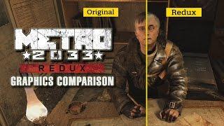 getlinkyoutube.com-Metro 2033 Redux - Graphics Comparison