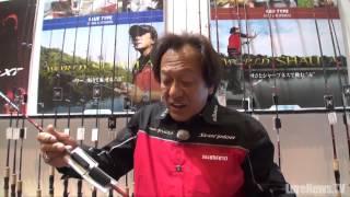 getlinkyoutube.com-村田基が「ワールド・シャウラレッドタイプ」のスピニングモデルを紹介