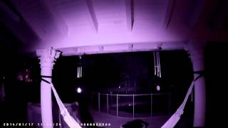 getlinkyoutube.com-IR-Pro SJ4000 Infrared Spotlight Test