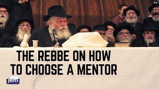 getlinkyoutube.com-The Lubavitcher Rebbe On How To Choose A Mentor