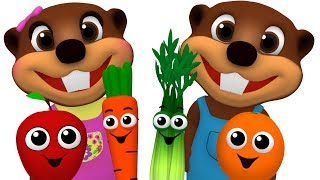 "getlinkyoutube.com-""Baby Food"" Learning Rhymes 