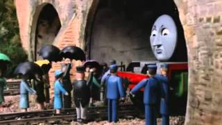 [YTP] Thomas Sacrifices Himself to Move Henry's fat Ass
