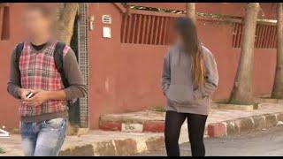 getlinkyoutube.com-خط أحمر التحرش في الجزائر بفتاة بدون ثم بالحجاب .. للكبار فقط