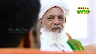 Prof. K Alikutty Musliar in chat with MK Shukkur