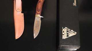 getlinkyoutube.com-Нож Buck 192 Vanguard Limited Edition