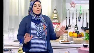 getlinkyoutube.com-كشرى مصرى - هريسة الشطة - أرز باللبن فى الفرن | على قد الأيد حلقة كاملة