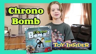 getlinkyoutube.com-Chrono Bomb Laser Maze from the Toy Insider- Day 851 | ActOutGames