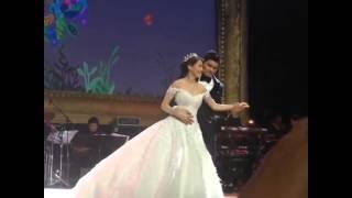 The Dance at Reception - Dingdong Marian Wedding