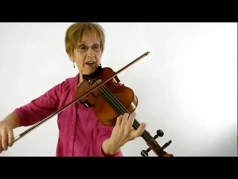Violin Class 63B:Vivaldi Concerto in A minor, Bar 58-end