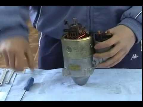 Rasklapanje anlasera elektropokretaca