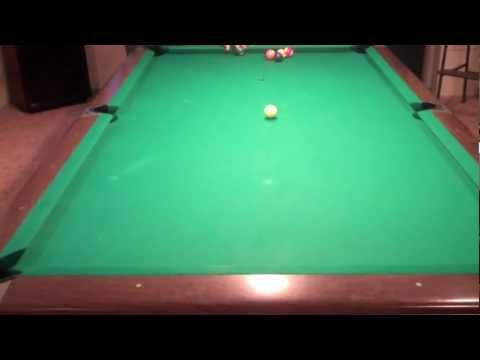 Hot Shots Pool School - Can you handle the long shot?