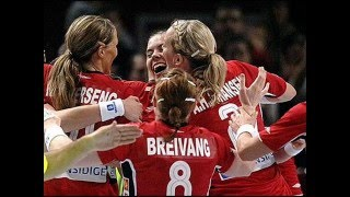 getlinkyoutube.com-norvegian woman handball team